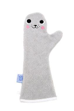 Washandschoen Zeehond (Seal) / Baby Shower Glove