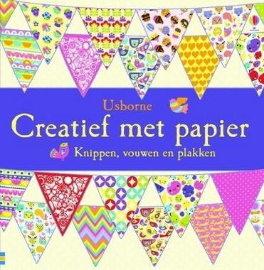 Creatief met papier / Usborne
