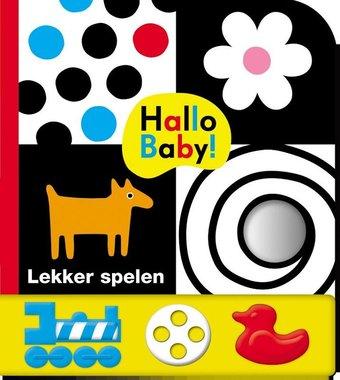 Hallo Baby! Lekker spelen / Veltman Uitgevers