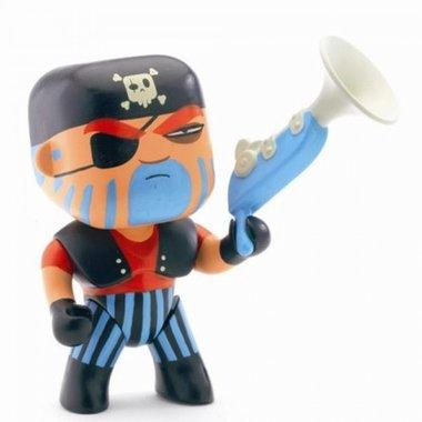 Arty Toys - Piraat Jack Skull / Djeco