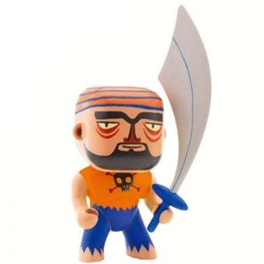 Arty Toys - Piraat Akim / Djeco