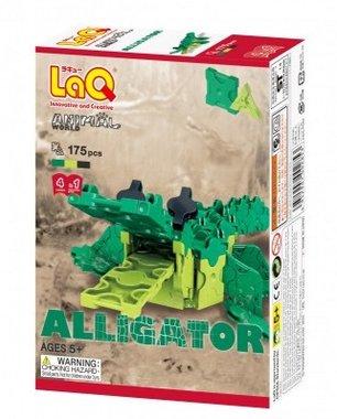 Animal World Alligator / LaQ