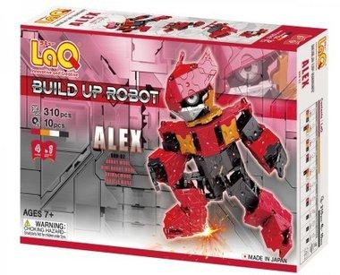 Buildup Robot Alex / LaQ