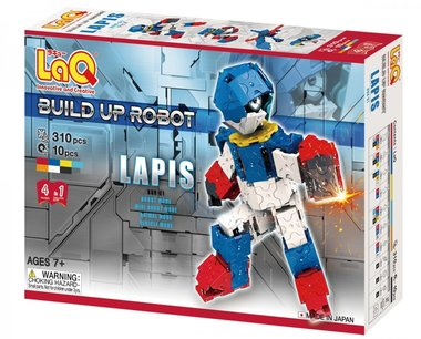Buildup Robot Lapis / LaQ
