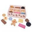 Houten doos met koekjes / BigJigs