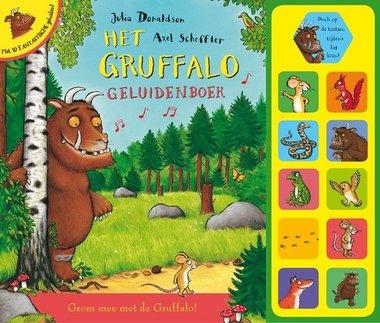 Het Gruffalo geluidenboek 3+ / Lemniscaat