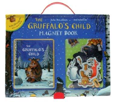Het kind van de Gruffalo magneetboek. 3+ / Lemniscaat