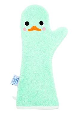 Washandschoen Zwaan (Swan) / Baby Shower Glove