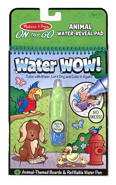 Water Wow! Dieren / Melissa & Doug