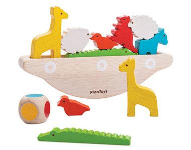 Balans schip / PlanToys
