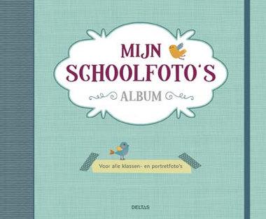 Mijn schoolfoto's album (mint) / Deltas