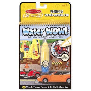 Water Wow! Voertuigen / Melissa & Doug