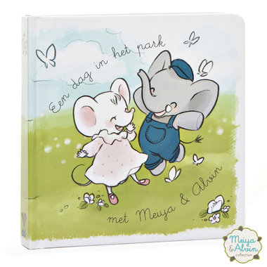 Babyboekje Een dag in het park / Meiya & Alvin