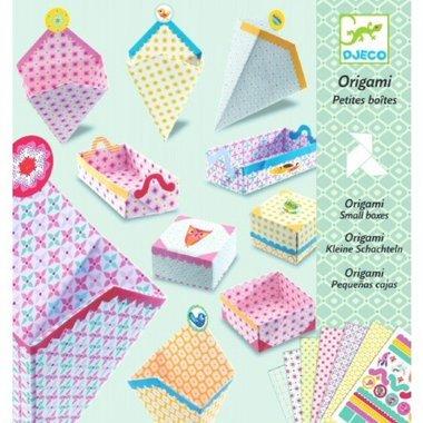 Origami Kleine doosjes / Djeco