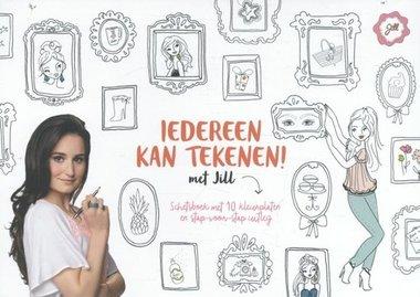 Iedereen kan tekenen met Jill / Jill Schirnhofer