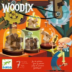 Hersenkraker Woodix / Djeco