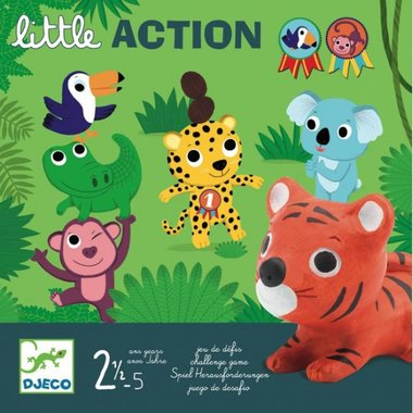 Actiespel (Little Action) 2+ / Djeco