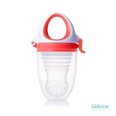 Food Feeder Plus Single Pack - Passion / Kidsme