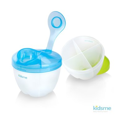 Milk Powder Dispenser - Sky / Kidsme