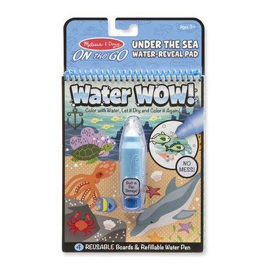 Water Wow! Zeedieren / Melissa & Doug