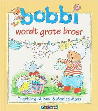 Bobbi wordt grote broer. 2+