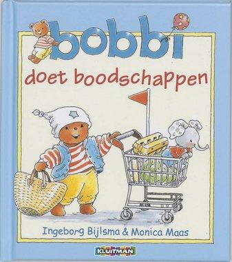 Bobbi doet boodschappen. 2+