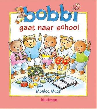 Bobbi gaat naar school 2+