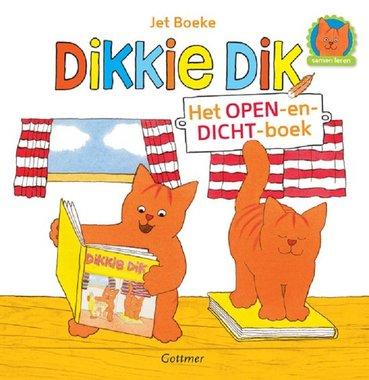 Dikkie Dik het open-en-dichtboek 3+