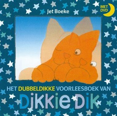 Het dubbeldikke voorleesboek van Dikkie Dik (+ dvd) 3+