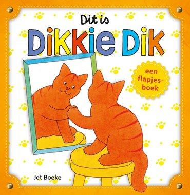 Dit is Dikkie Dik (flapjesboek). 2+