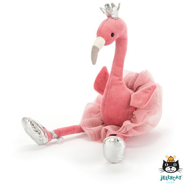 Fancy Flamingo / JellyCat