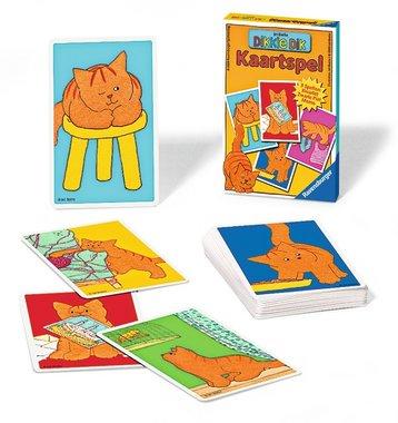 Dikkie Dik kaartspel. 3+