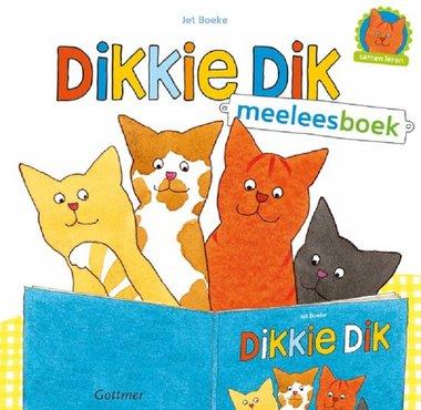 Dikkie Dik meeleesboek. 3+