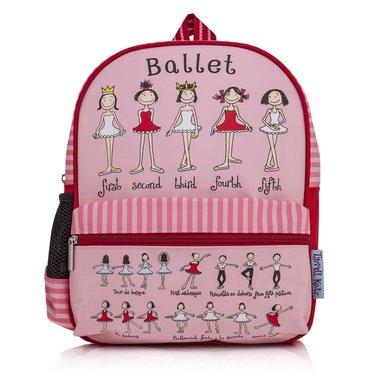 Ballet rugzak met voorvak / Tyrrell Katz
