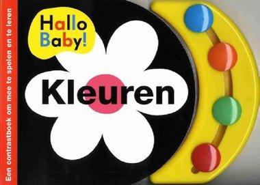 Hallo Baby: Kleuren (kartonboek) 0+ / Veltman Uitgevers