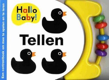 Hallo Baby: Tellen (kartonboek) 0+ / Veltman Uitgevers