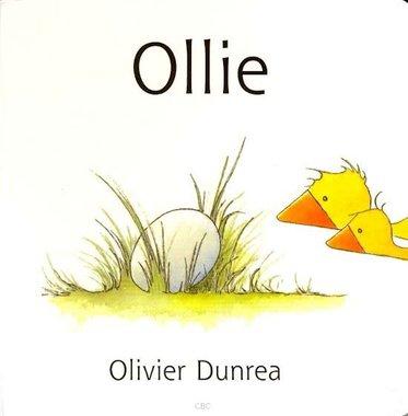 Ollie (kartonboekje) 2+ / Gottmer