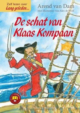 AVI-M4: De schat van Klaas Kompaan. 8+ / Uniboek