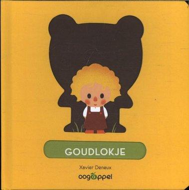 Goudlokje (kartonboek) 2+ / Oogappel WPG