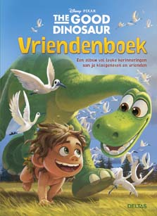 Disney vriendenboek The good dinosaur / Deltas