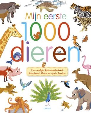 Mijn eerste 1000 dieren 2+ / Deltas
