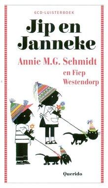 Luisterboek: Jip en Janneke (6 cd's) 3+ / Annie M.G.  Schmidt en Fiep Westendorp