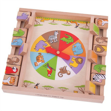 Animal Shut the Box / BigJigs