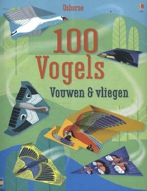 100 vogels vouwen en vliegen 6+ / Usborne