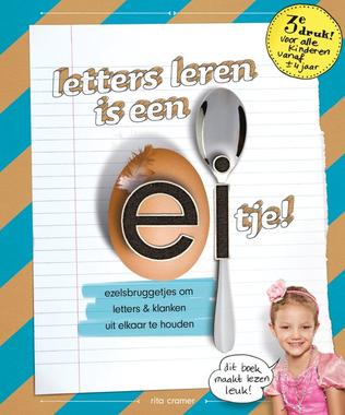 Opzoekboek / Letters leren is een eitje