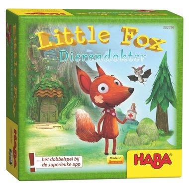 Little Fox Dierendokter 4+ / HABA