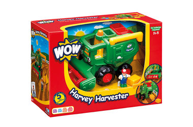 Harvey maaimachine/WOW Toys