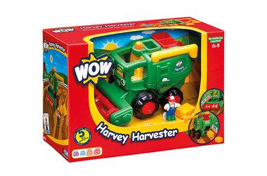 Harvey maaimachine/WOW Toys