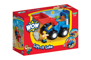 Bulldozer Luke/WOW Toys