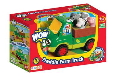 Freddie boerderij vrachtwagen / WOW Toys